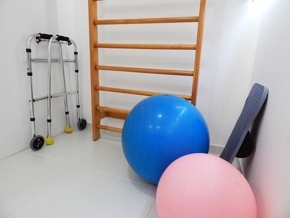 two rubber ball inside the room